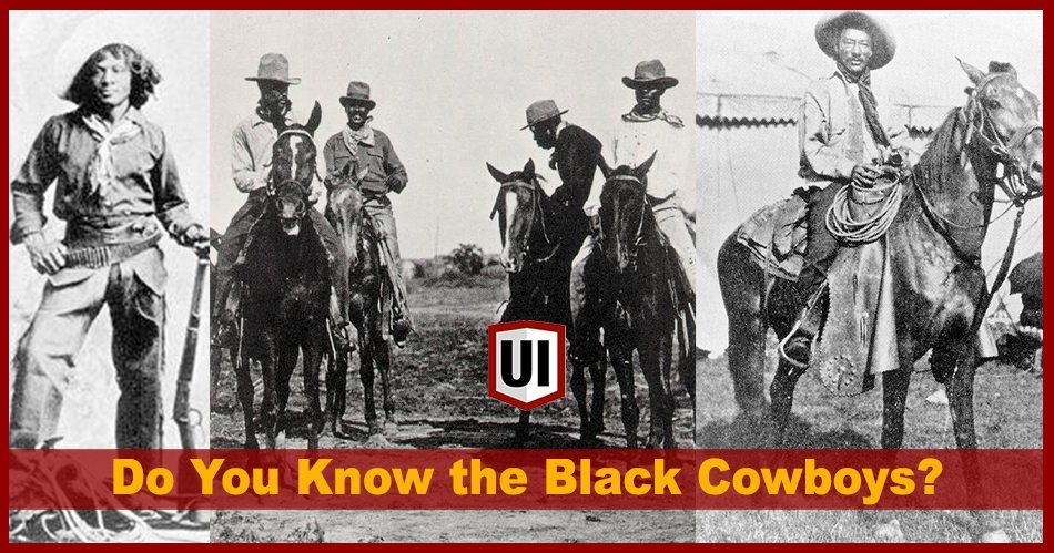 Meet the Black Cowboys of the Old West