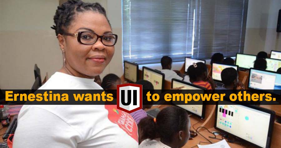 Meet The Woman Whose Mission is to Teach Ghana's Children to Code
