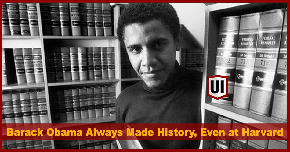 Did You Know in 1990, Barack Obama Was Elected the First Black President of Harvard's Law Review?