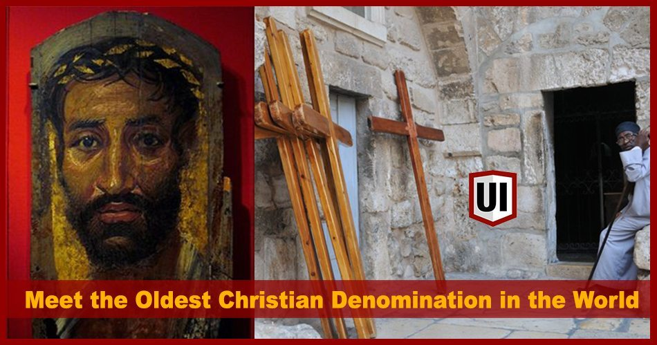 Did You Know the Oldest Christian Church in the World Was Founded in 42 (AD), the Coptic Church of Egypt & Ethiopia?