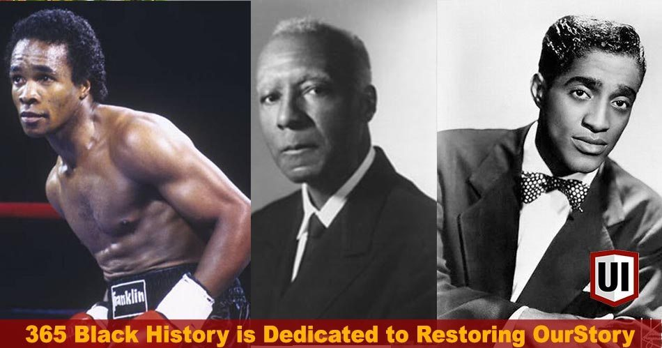 365 Black History: May 16th - Sugar Ray, Sammy Davis Jr, A. Philip Randolph & More