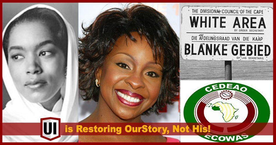 365 Black History: May 28th - Births, Apartheid Begins in South Africa, & Treaty of Lagos