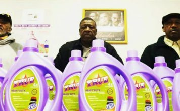 Laundry Detergent Created by African Americans is Making Huge Strides