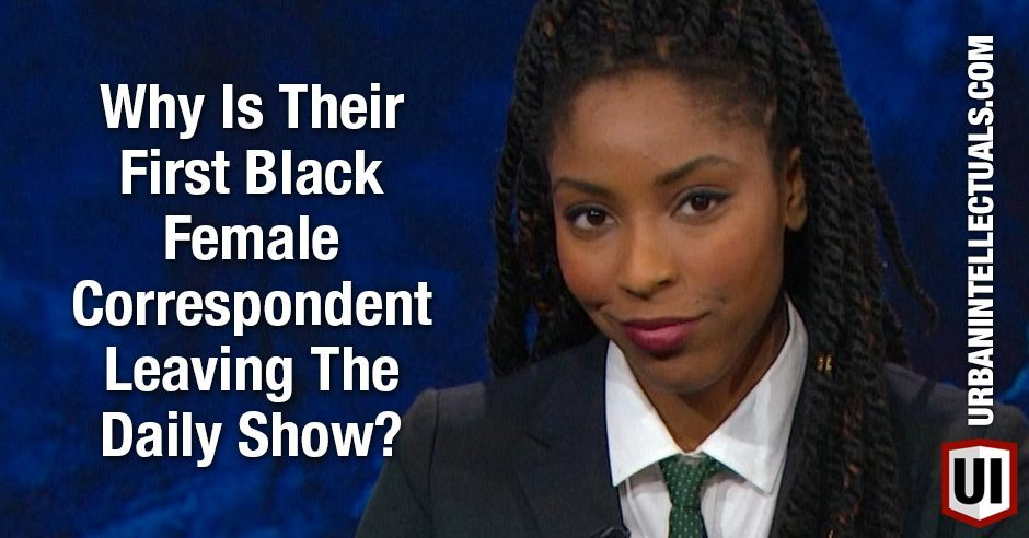 Daily Show Correspondents Black