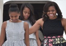 FLOTUS & Daughters Take to Africa to Promote Education for Girls