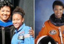 12 Year-Old Aspires to Make History & Meets Her Idol