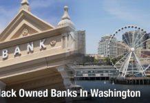 Black Owned Banks In Washington