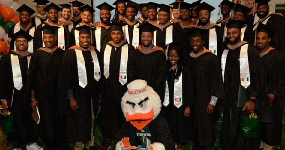 30 NFL Players Secure Their Futures After Graduating With Executive MBAs from the University of Miami