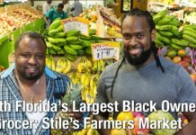 S.Florida's Largest Black Owned Grocer: Stile's Farmers Market