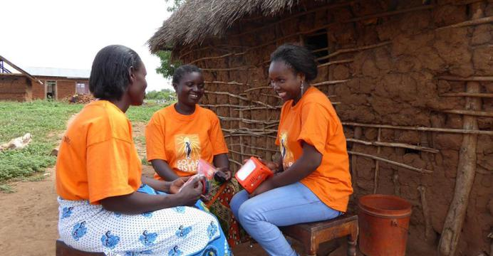 Tanzanian Women Using Solar Technology to Gain Financial Independence