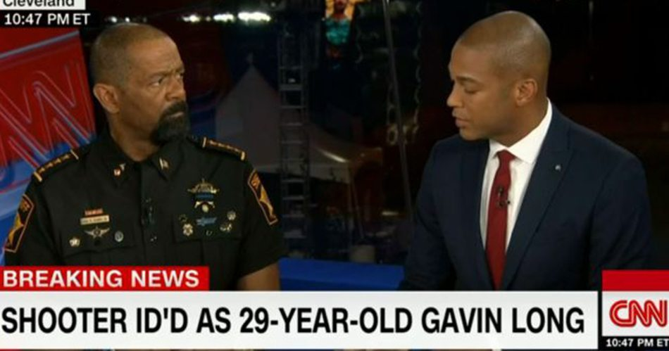 """Can You Believe Black Sheriff Says """"Black Lives Matter's Hateful Ideology"""" is to Blame for Officers Killed? [VIDEO] 3"""