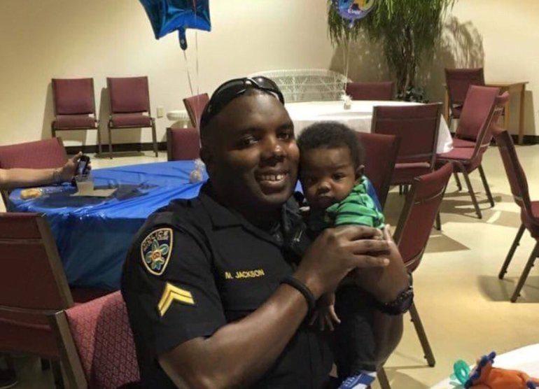 $10k Raised for Slain Baton Rouge Officer in 4 Hours 2