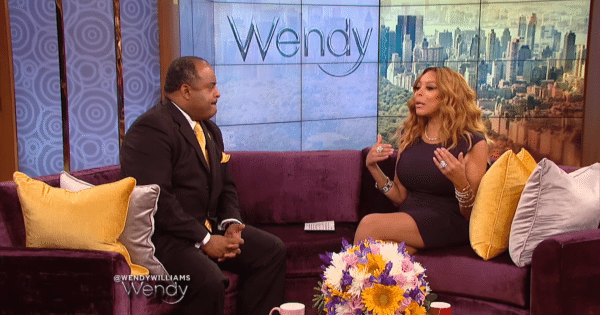 Wendy Williams Take Two – Apologize for what?