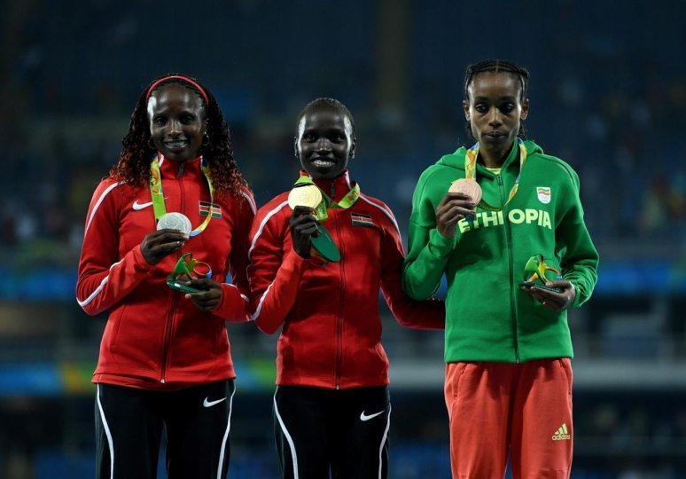 African Gold Medal Winners at Rio 2016 Olympics