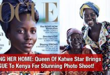 HELPING HER HOME: Queen Of Katwe Star Brings VOGUE To Kenya For Stunning Photo Shoot! 6