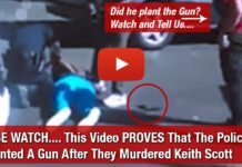 WATCH: Does Wife's Video CLEARLY PROVE Police Planted Gun After They Murdered Keith Scott