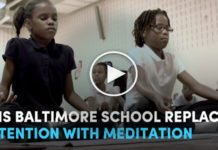 After Replacing Detention With Meditation, An All Black School Has Zero Suspensions