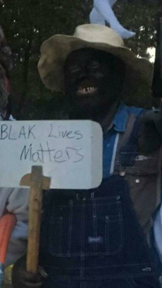 Trump's America: School Board Member Pictured in Blackface