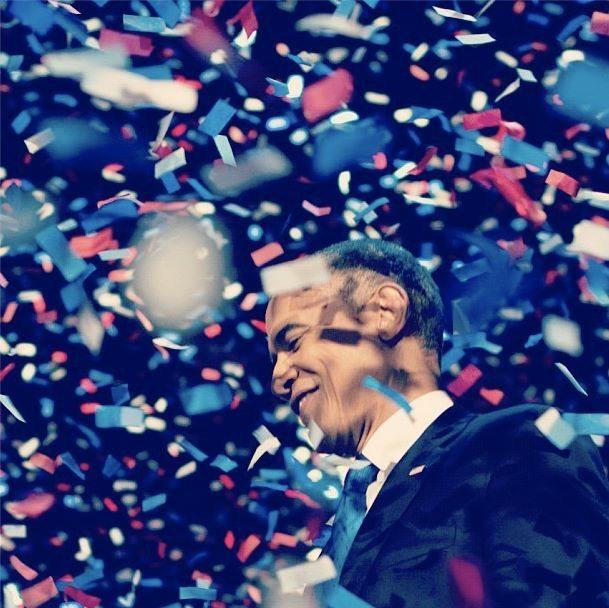 #ThanksObama: Thousands Send Their Thanks to President Obama for an Historic Presidency