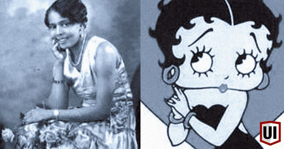 DID YOU KNOW? The Real Betty Boop Was A Black Harlem Jazz Singer!