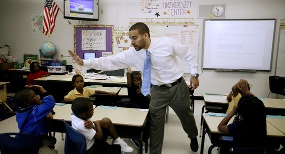 #HireOurTeachers: Study Shows Black Children Are Less Likely To Be Suspended if Their Teacher Is Black!