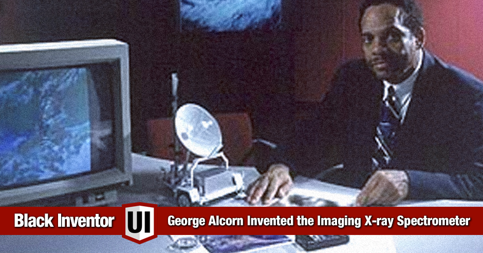 George Alcorn Invented the Imaging X-ray Spectrometer