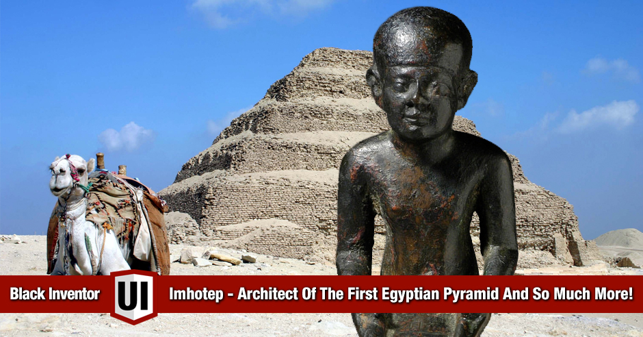 Imhotep chief architect of the first egyptian pyramid for Imhotep architecte