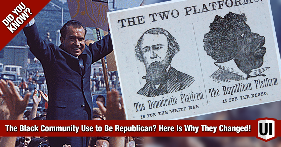 DYK the Black Community Use to Be Republican? Here Is Why ...