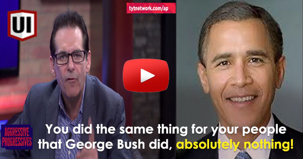 Video: Jimmy Dore Makes Compelling Argument That Barack Obama Is The Black George Bush | Do You Agree?