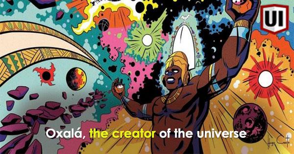 Marvel Meets Orishas: A Brazilian Artist Is Turning African Gods Into Superheroes