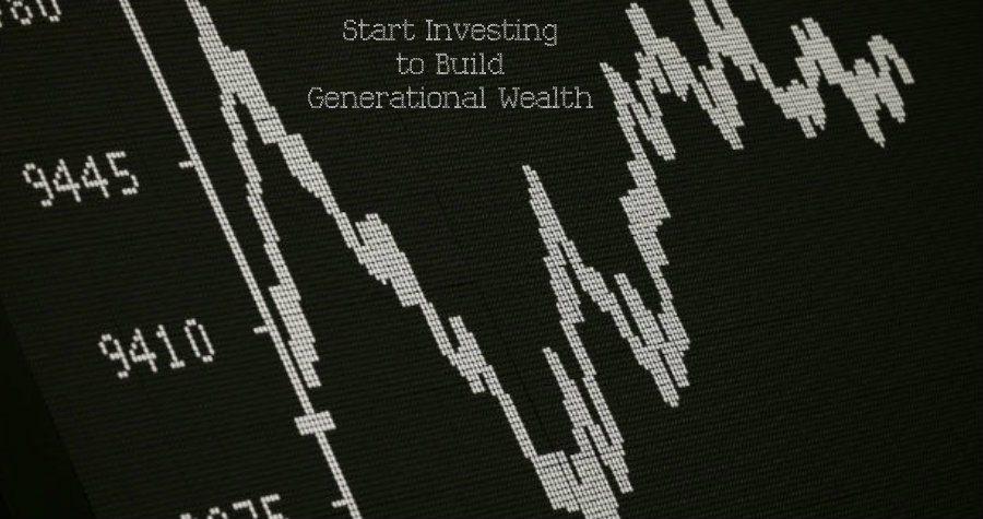 Black Economics: Start Building Generational Wealth Today