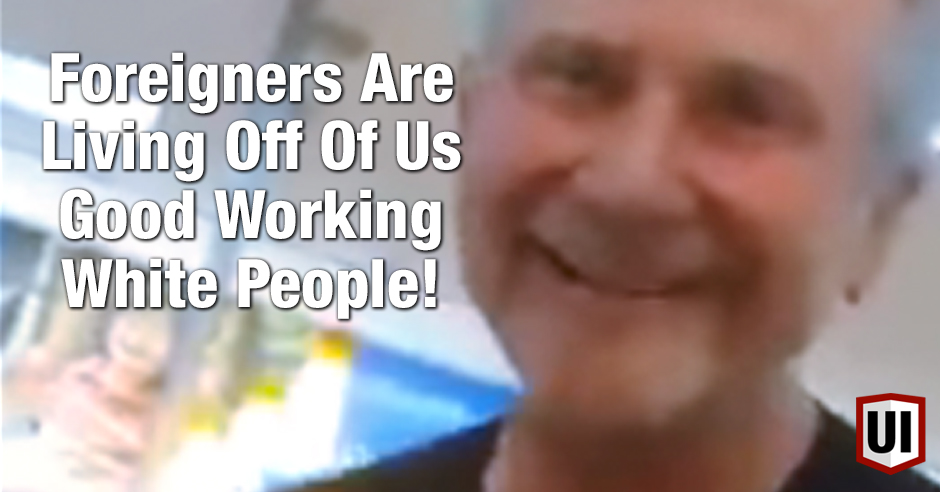 "(VIDEO) ""Foreigners Are Living Off Of Us Good Working White People!"" – Racist Walmart Customer Berates Hispanic Staff Member"