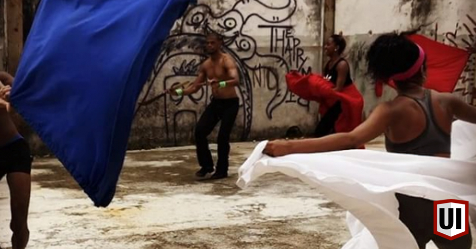 (VIDEO) Watch These Beautiful Santeria Dancers Perform In Havana, Cuba
