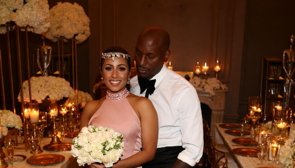 WTF: Tyrese Called His Wife #BlackQueen And Has Had To Defend Against A Backlash!