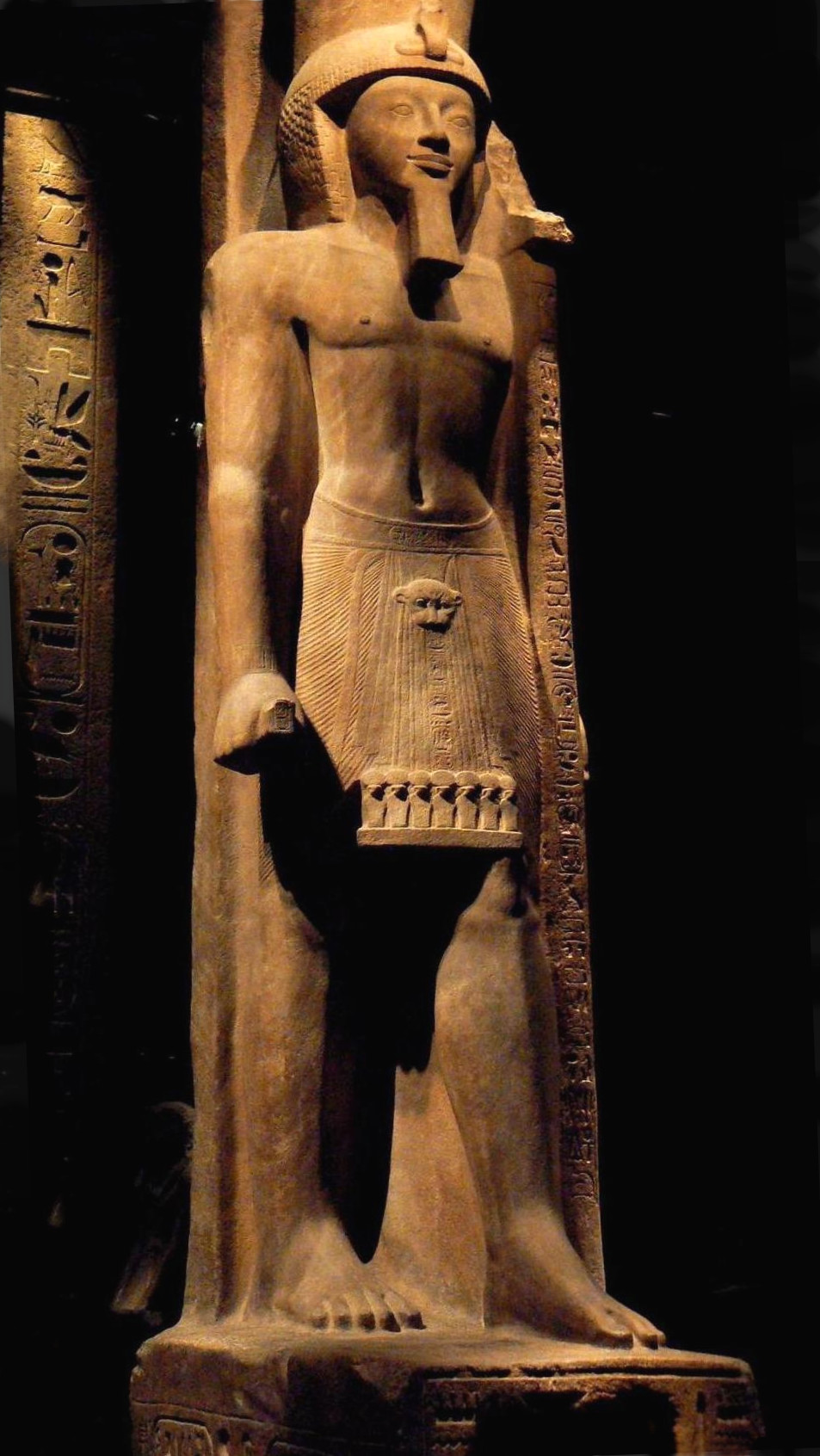 3000 Year Old Statue Unearthed In Cairo, Egypt