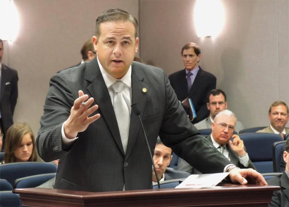 Florida Senator Who Hurled Racist and Sexist Slurs Refuses to Step Down