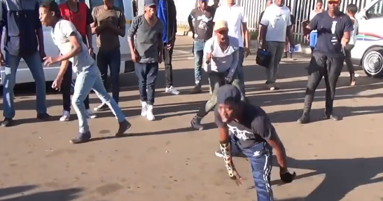 (VIDEO) MUST WATCH: These Namibian Dancers Will Make Your Day!
