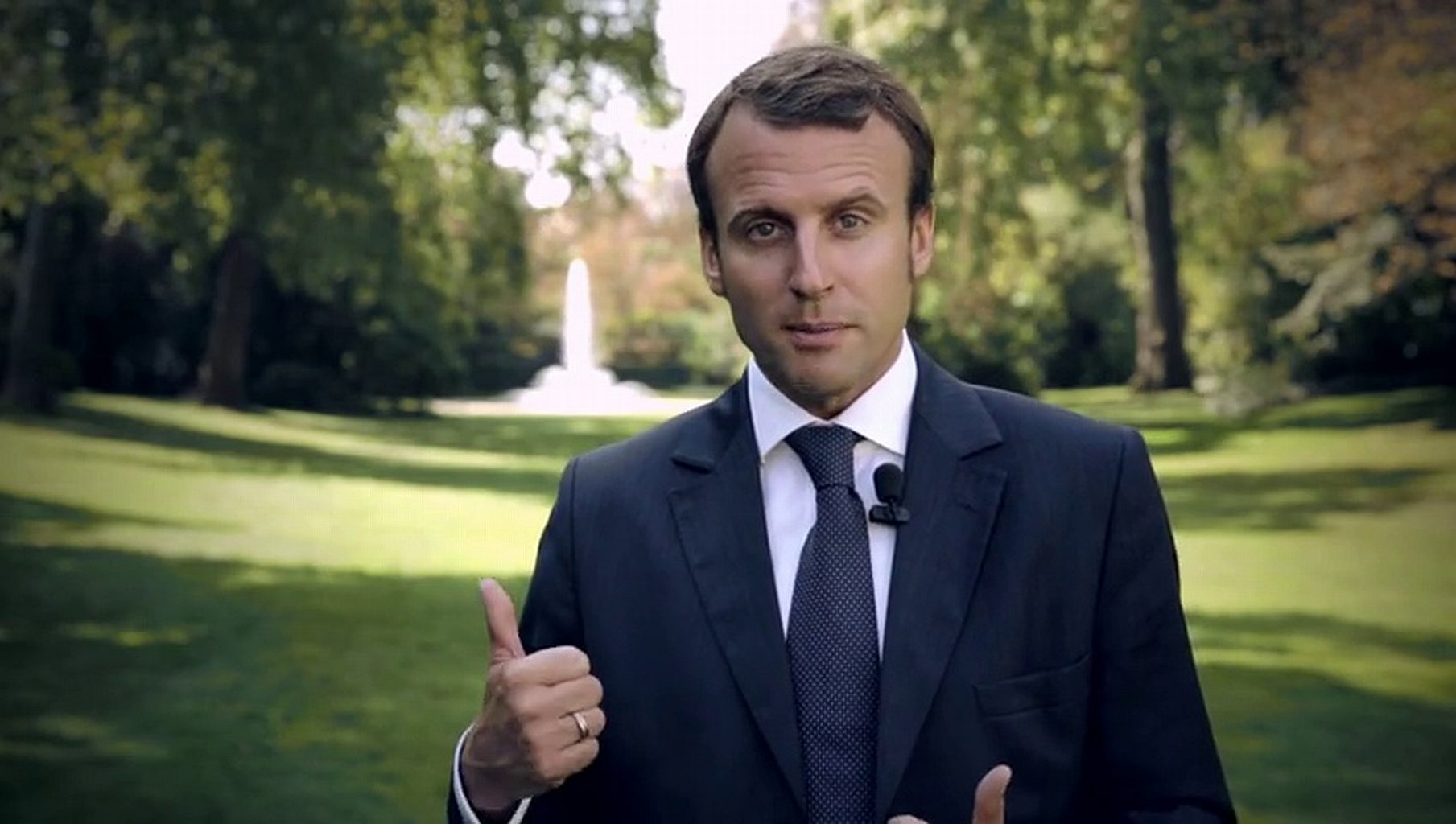 """France's New President Says Colonial Past In Africa Is """"Crime Against Humanity"""""""
