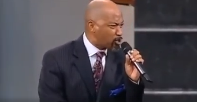 "(VIDEO) Preacher HITS HARD TRUTH ABOUT PRAYING ""Prayer Is Not In The Success Equation"""