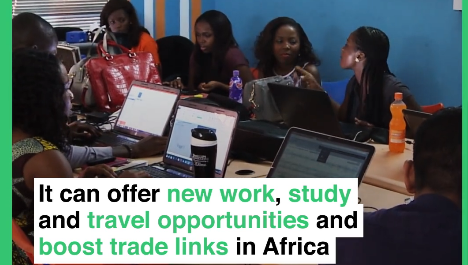WORD: African Union Launches All-Africa Passport. Free Work, Travel And Study For ALL Member States
