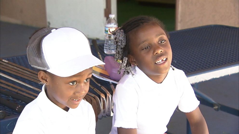 History Repeating Itself: Two Sisters From Compton Ready To Take Over Golf