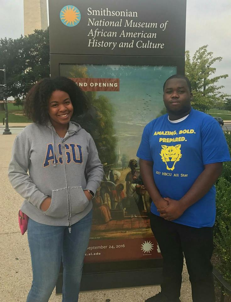 Visiting The White House, When HBCU Rivals Meet & Stranded In DC