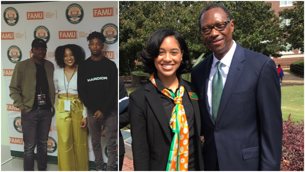 A Day In The Life of Student Leader (FAMU Homecoming Edition) (SGA Chief Of Staff)