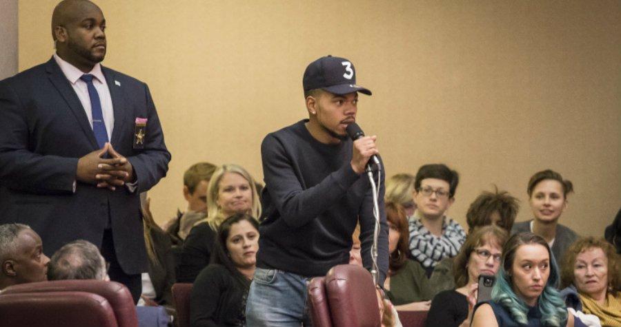 Chance the Rapper's Plea is Ignored by Chicago Aldermen