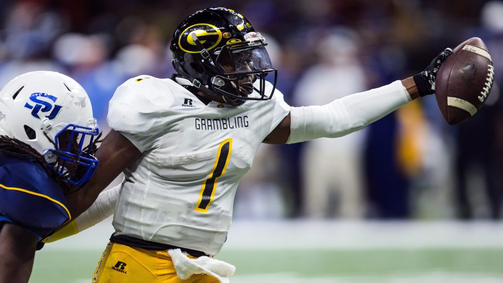 (WATCH) Kincade Steps Up, Leads Grambling Over Southern 30-21