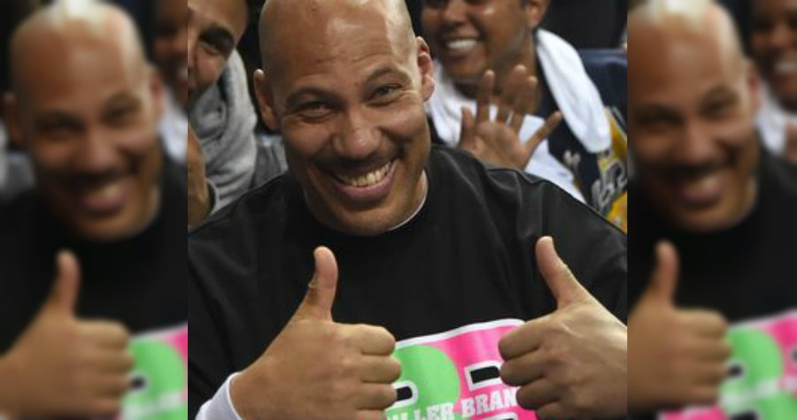 Trump Lied and for his Efforts LaVar Ball wants to Send him a Pair of Free Shoes