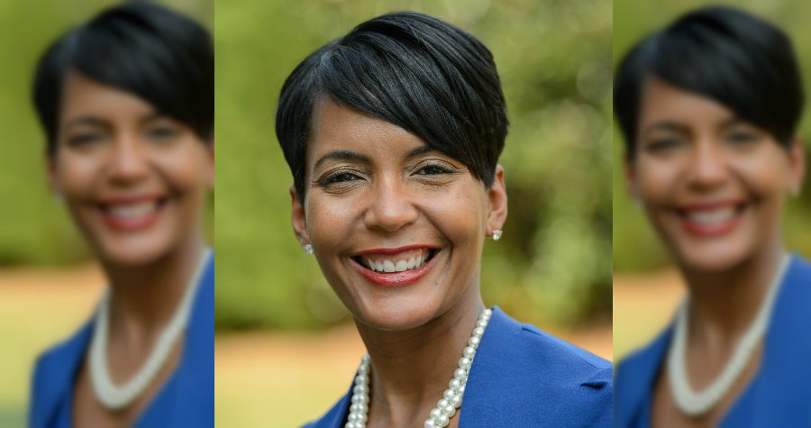 Second Black Female Mayor Elected in Atlanta but Her Opponent is Demanding a Recount