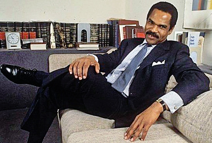 Did You Know Reginald F. Lewis Was the First African American To Build a Billion Dollar Company?