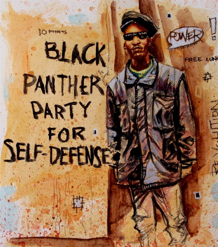 3bb3bda52 Do You Know the 10 Point Program for the Black Panther Party for Self  Defense?