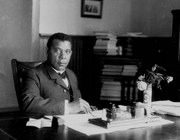 Did You Know That Booker T. Washington Started the Tuskegee Institute?